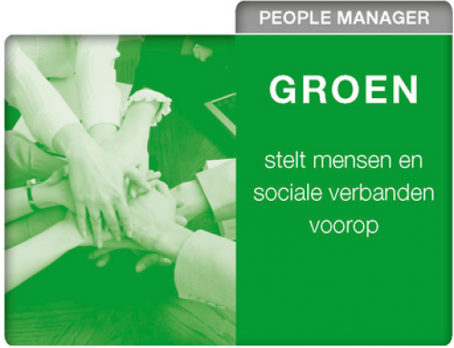Management Drives – groen