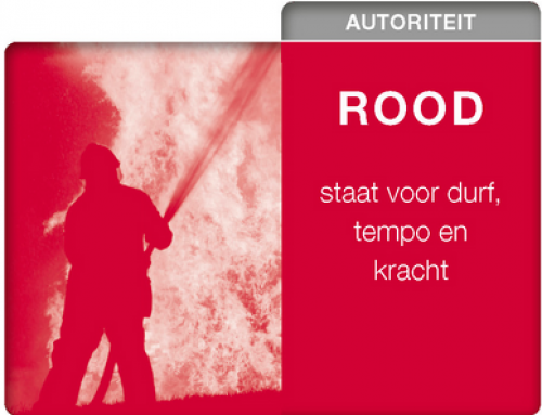 Management Drives – rood